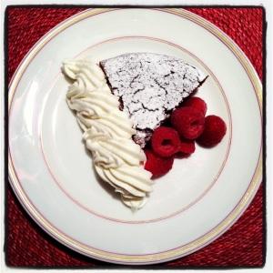 Chocolate Cake with No Flour