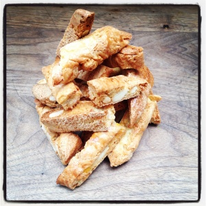 Orange and Almonds Cantucci