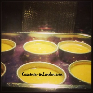 Baking Crème Caramel